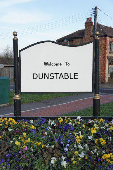 Findaskip Welcome Sign Dunstable